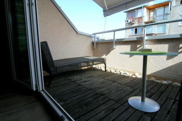 Baratero Terrasse Apartment - 22