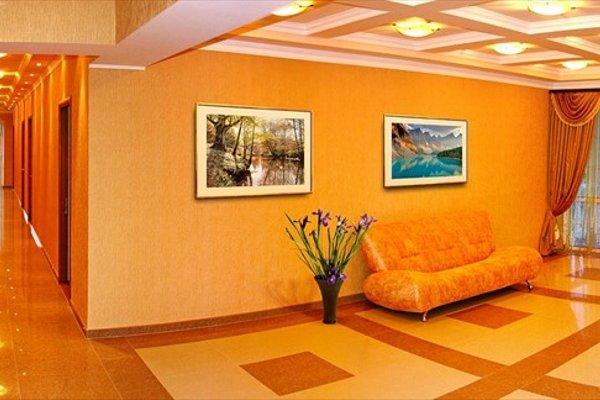 Отель Апельсин - фото 52