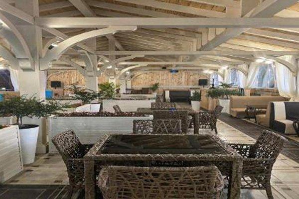 Отель Морской Pай - фото 11