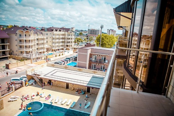 Отель Морской Pай - фото 13