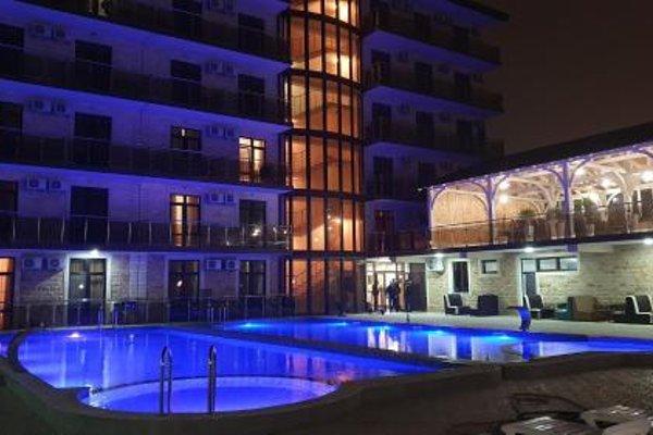 Отель Морской Pай - фото 17