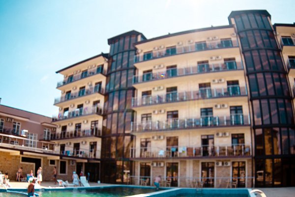 Отель Морской Pай - фото 21