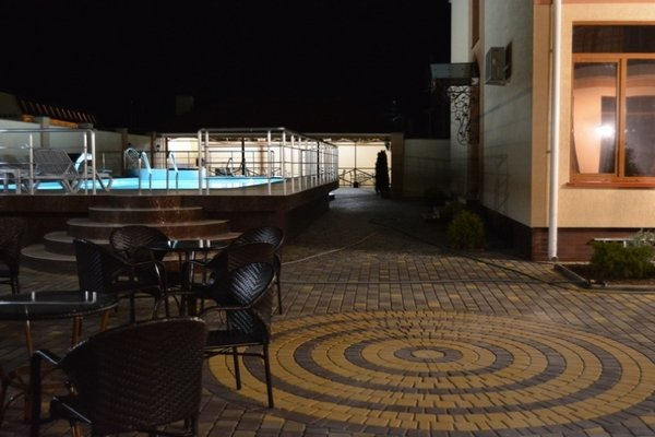 Отель Дюльбер - фото 11