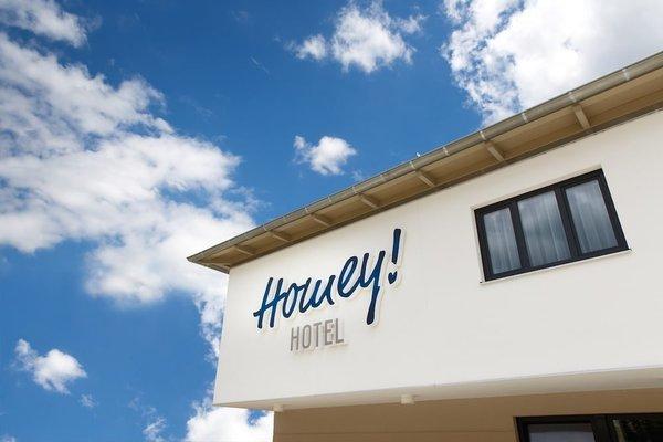 Homey! Hotel - фото 22