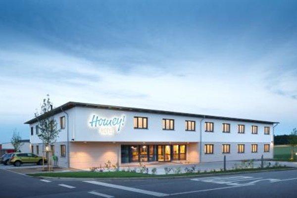 Homey! Hotel - фото 23