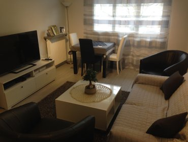 Апартаменты Cosy and cheap flat next to Paris and the airport