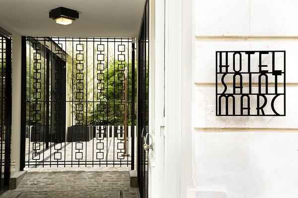 Hotel Saint-Marc - 19