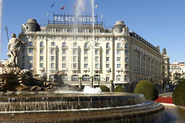 Westin Palace Hotel - 20