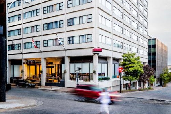 The Hollis Halifax - a DoubleTree Suites by Hilton - фото 22