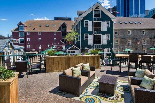 Halifax Marriott Harbourfront Hotel - 26