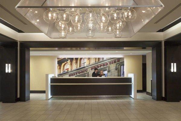 Halifax Marriott Harbourfront Hotel - 16