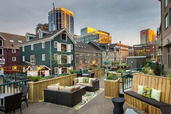 Halifax Marriott Harbourfront Hotel - 18