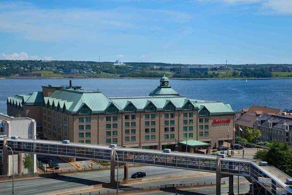 Halifax Marriott Harbourfront Hotel - 22