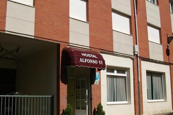 Hostal Alfonso Vi - фото 25