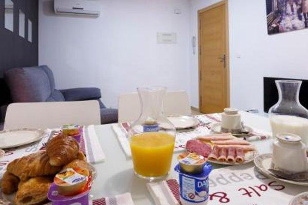Apartamentos Santa Barbara - фото 14