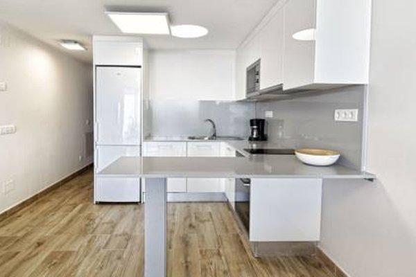 Apartamentos Las Nasas - фото 14