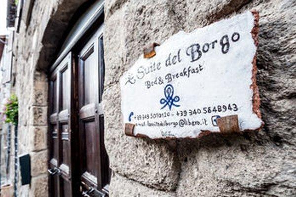 B&B La Suite del Borgo - фото 21