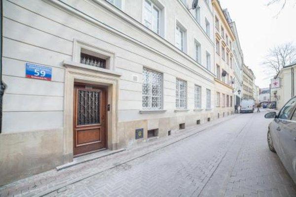 Apartament Empire Stare Miasto - фото 22