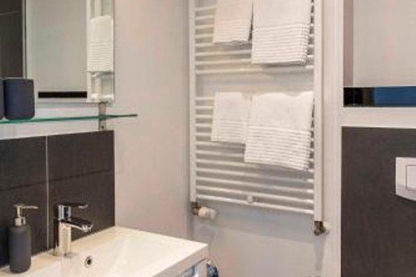 Luxx City Apartments - фото 12