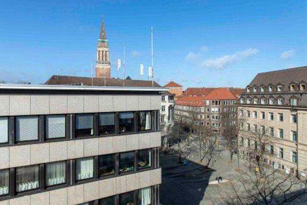 Luxx City Apartments - фото 22