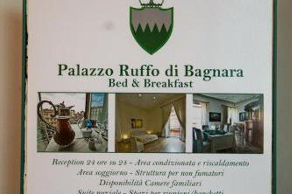 B&B Palazzo Ruffo di Bagnara - фото 22
