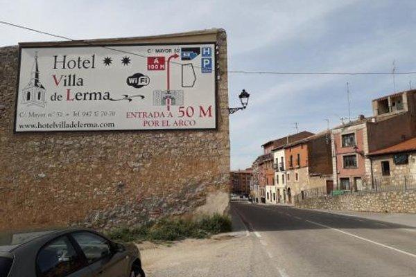 Hotel Villa De Lerma - фото 20