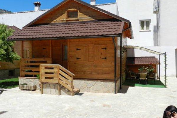 Cabanas de Madera El Rinconcillo - фото 18