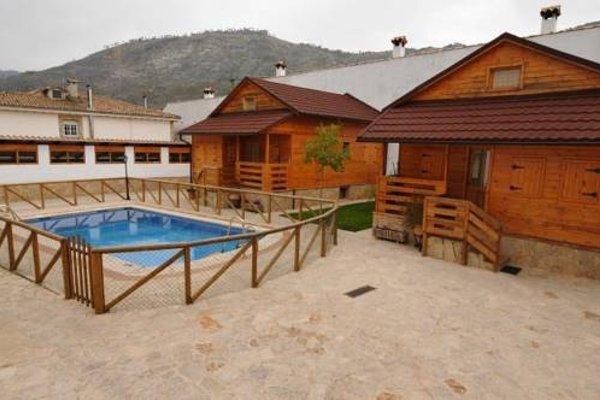 Cabanas de Madera El Rinconcillo - фото 20
