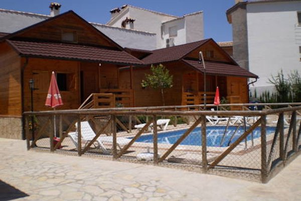 Cabanas de Madera El Rinconcillo - фото 23
