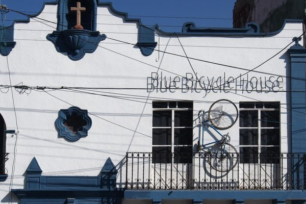 Blue Bicycle House - 22