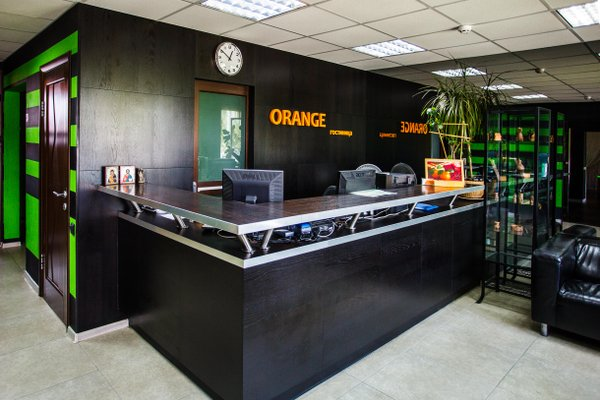Отель Orange - фото 18