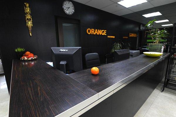 Отель «Orange» - фото 19