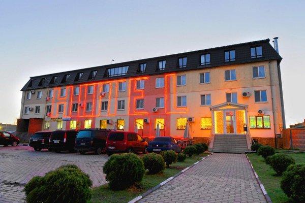Отель Orange - фото 22