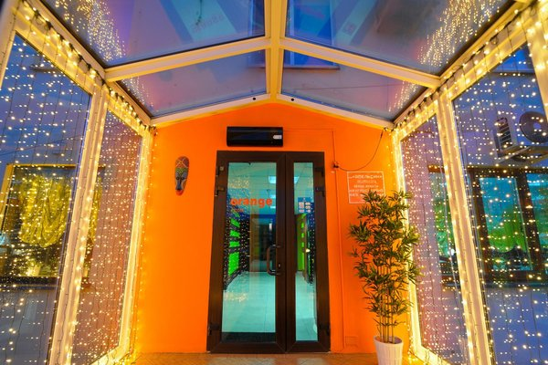 Отель Orange - фото 23