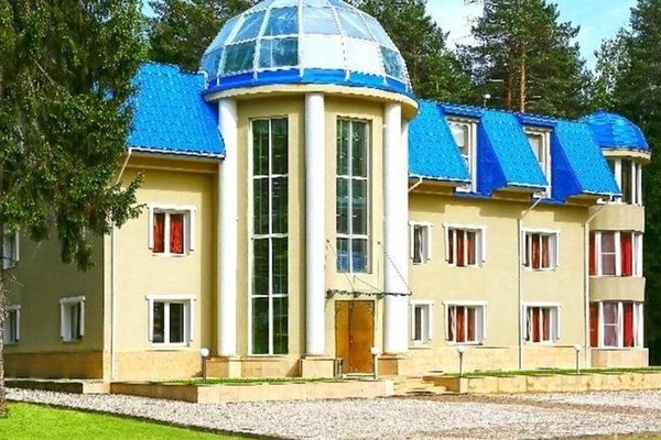 арт-отель Караськово - фото 23