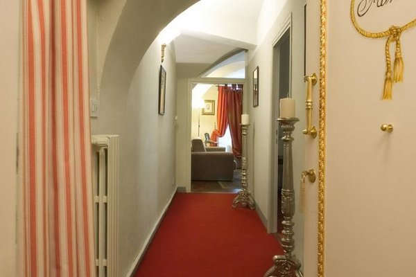 Palazzo Magnani Feroni, All Suite - Residenza D'Epoca - фото 17