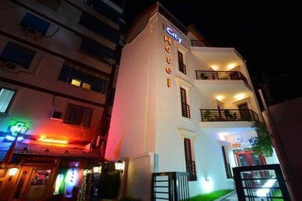 City Hotel Tirana - фото 21
