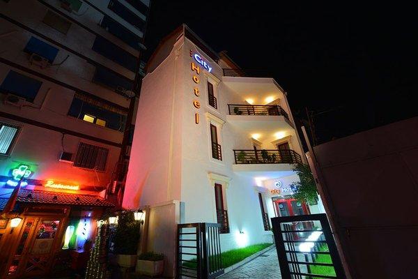 City Hotel Tirana - фото 22