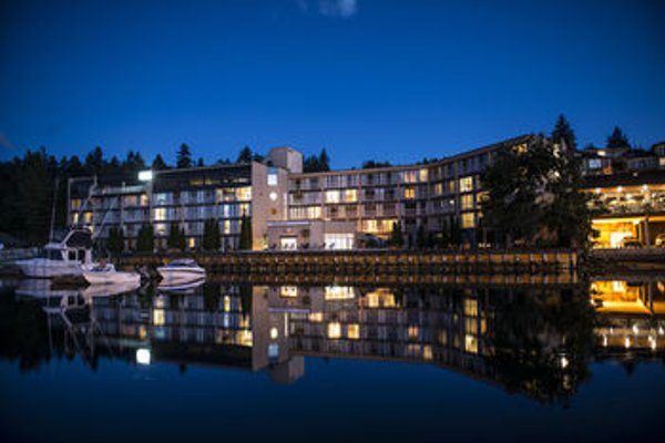 Oceanfront Suites at Cowichan Bay - фото 19