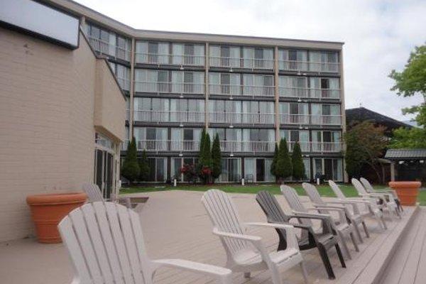 Oceanfront Suites at Cowichan Bay - фото 20