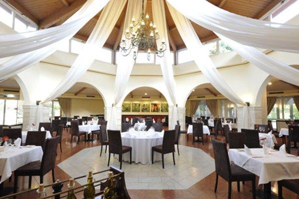 Rogner Hotel Tirana - 12