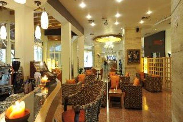 Rogner Hotel Tirana - 7