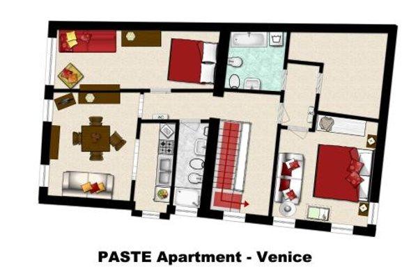 Ca' delle Paste Apartment - фото 19