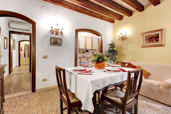 Ca' delle Paste Apartment - фото 5