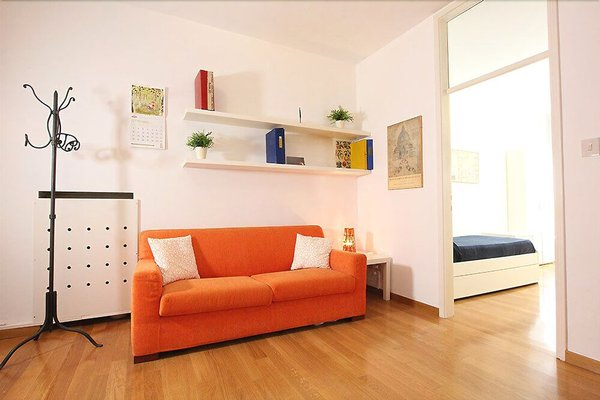 Vintage Venice Apartment - фото 9