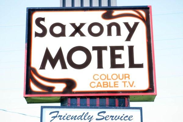 Saxony Motel - фото 16