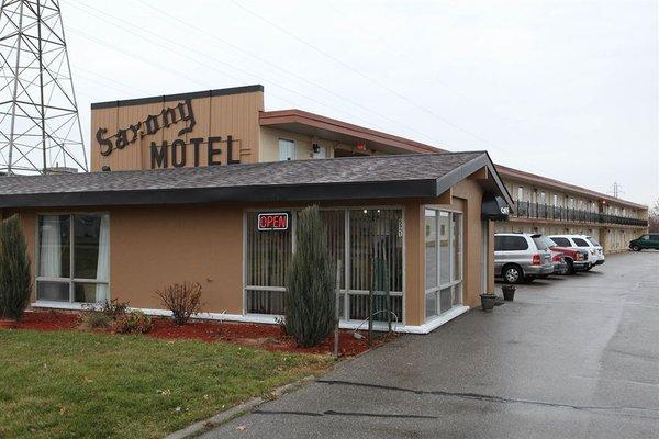 Saxony Motel - фото 17