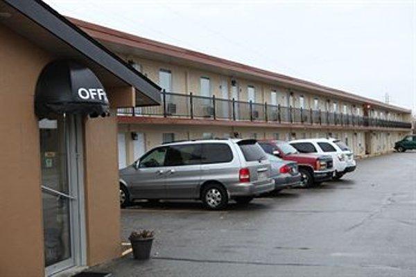Saxony Motel - фото 18