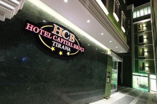 Capital Tirana Hotel - 13