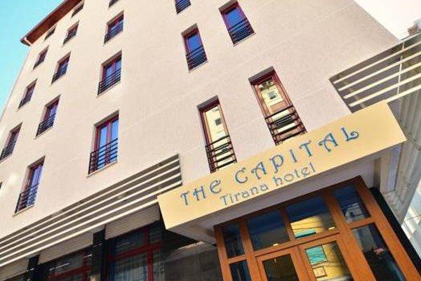 Capital Tirana Hotel - фото 23